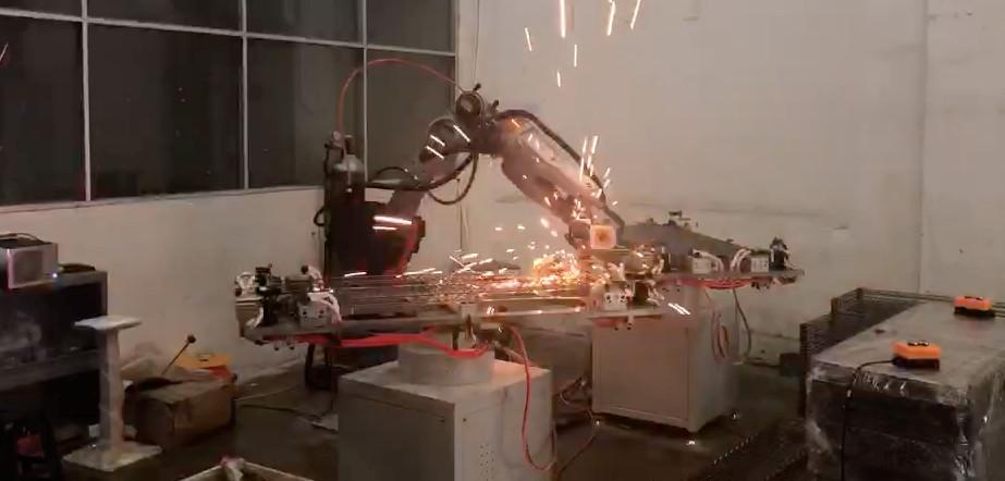 36氪首发   用AI和运动控制替代人工焊接,「微埃智能」获千万元Pre-A轮融资